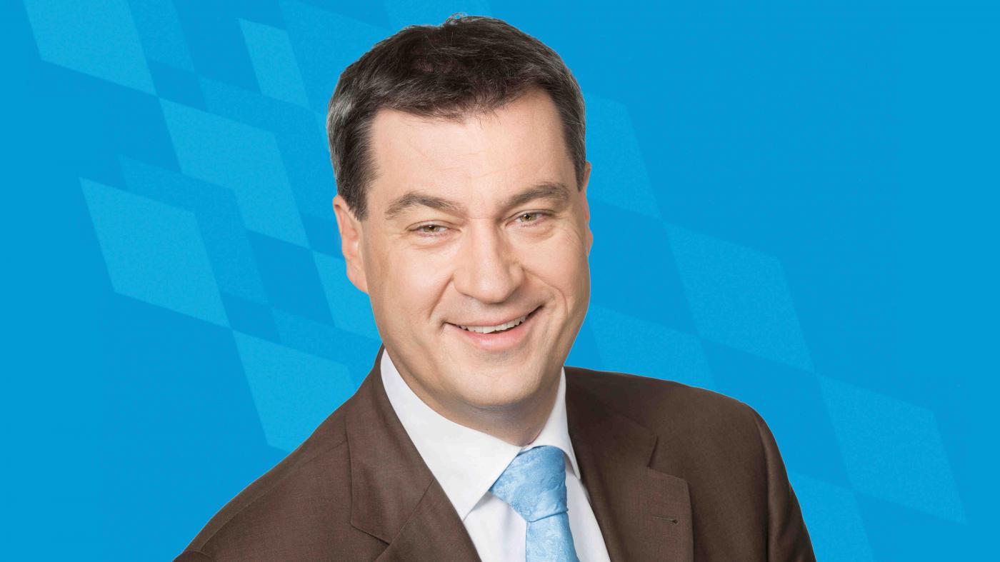 Dr. Markus Söder, MdL