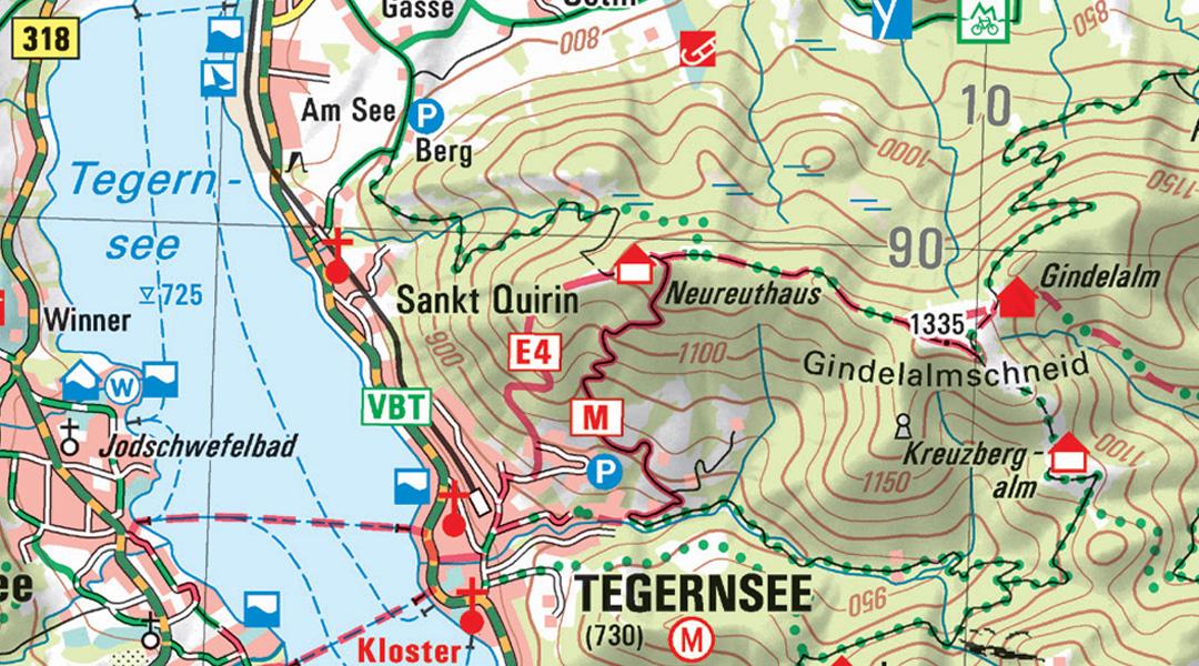 Karte Würzburg Und Umgebung.Bayerische Vermessungsverwaltung Produkte Topographische Karten