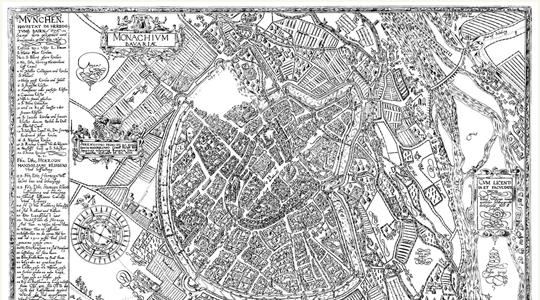 München Karte Bayern.Bayerische Vermessungsverwaltung Produkte Historische Karten